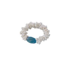 Armband Mare in Blau