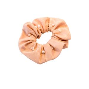 Scrunchie Blair in Peach